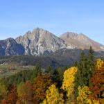 Die wunderschöne Bergwelt im Umkreis vom Gasthof Waldbichl in Vöran