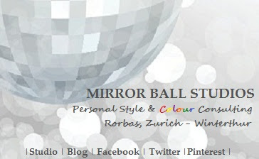 We're All A Mirror Ball...