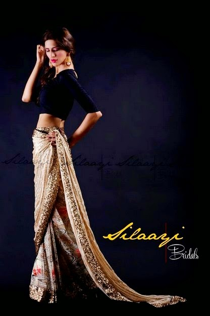 Silaayi Bridal Dress Collection 2014