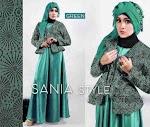 Busana Muslim Gamis Sania GC1140