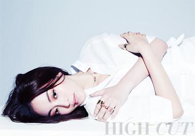Han Ye Seul High Cut Magazine Vol. 103