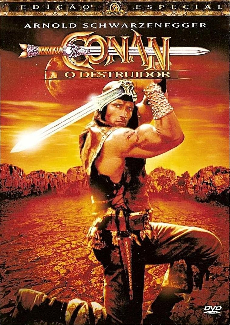 Conan: O Destruidor – Dublado (1984)