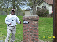 Brick Driveway Columns1