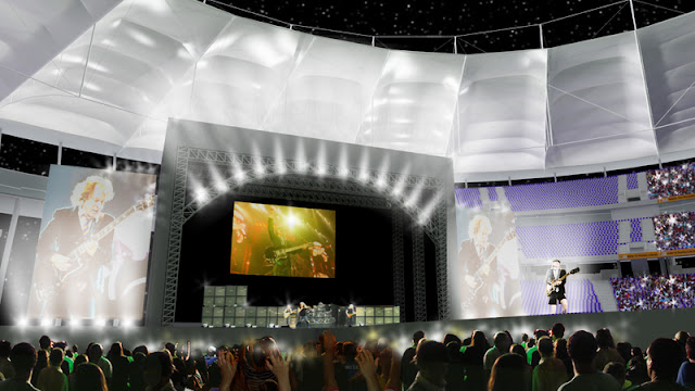Arena Fonte Nova poderá receber grandes eventos, não só esportivos, tais como shows