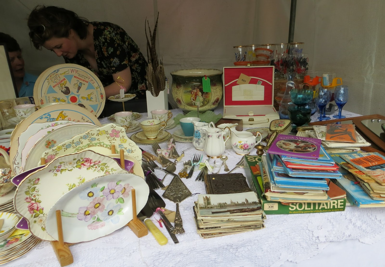 Shortbread & Ginger: Vintage at the Merchant City Festival, Glasgow