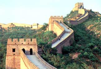 great wall of china, tembok besar cina