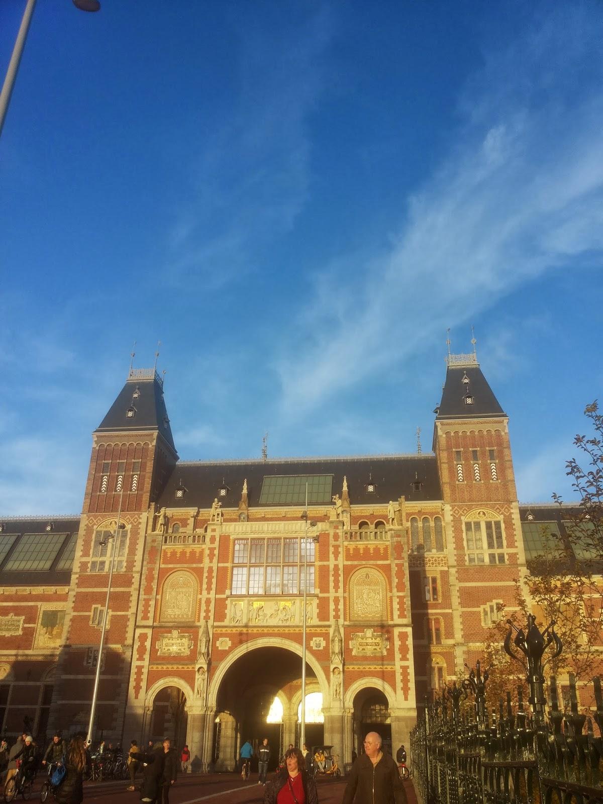 rijksmuseum amsterdam sightseeing