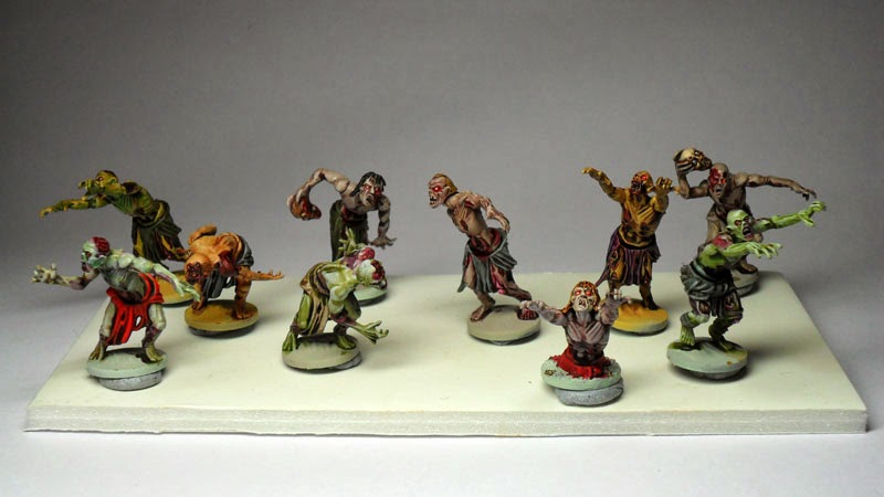 UNDEAD ZOMBIS - MANTIC GAMES 2