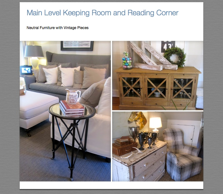 Wydeven designs southern living idea house senoia georgia for Southern living house plans with keeping rooms