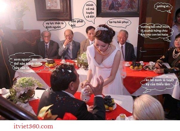 Hình ảnh hài hước 18+ Vui nhộn nhất - Picture funny 18+, chộp chạy ngực bự con dâu quá đã
