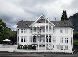 Vakre Rosendal Turisthotell