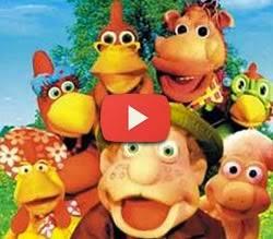 Abertura a história do programa Cocoricó produzido pela TV Cultura.
