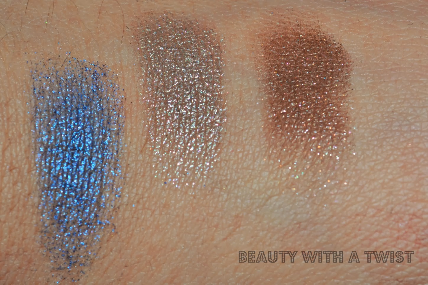 Laura Gellar Sandy Lagoon Swatches