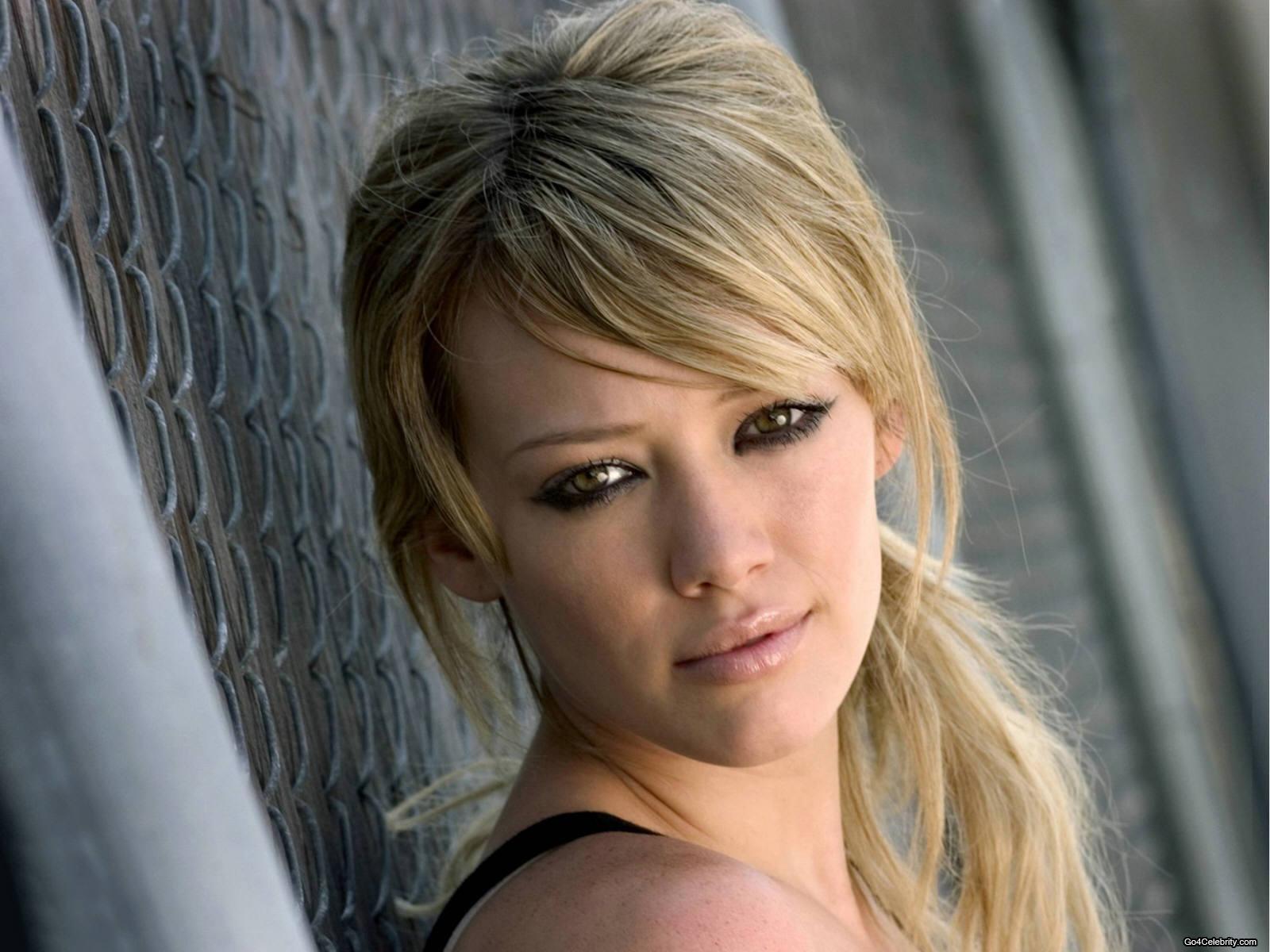 Hair Styles & Haircuts: Hilary Duff Hairstyle - Hilary ...