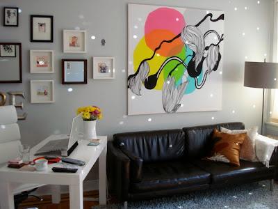 Dicas de como decorar com quadros