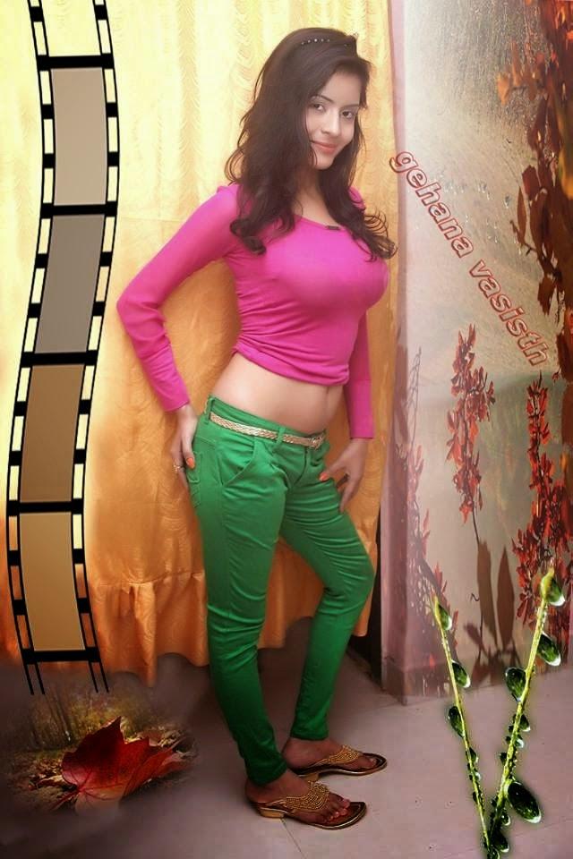 Gehana Vasisth - New Hot Bikini Photos Collection