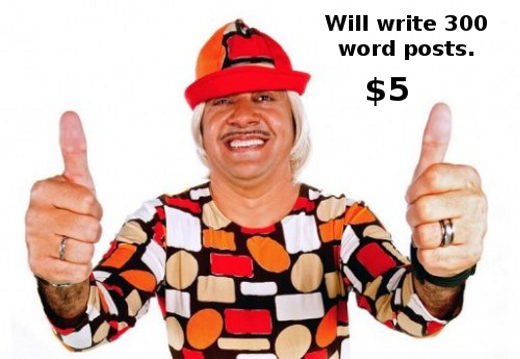Content Marketing Clown