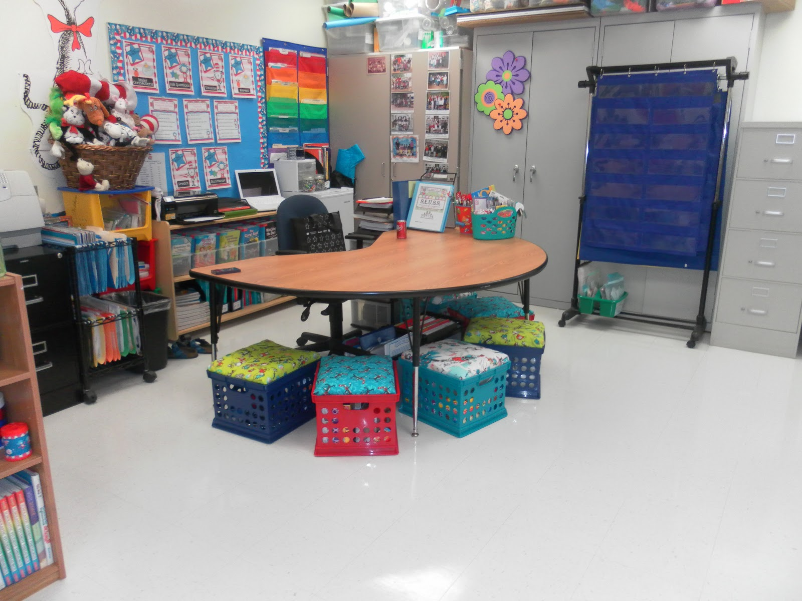 Classroom Design And Organization Ideas ~ Just teachers sharing across borders ready or not