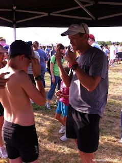 Houston Kids Triathlon Coach Robert Key