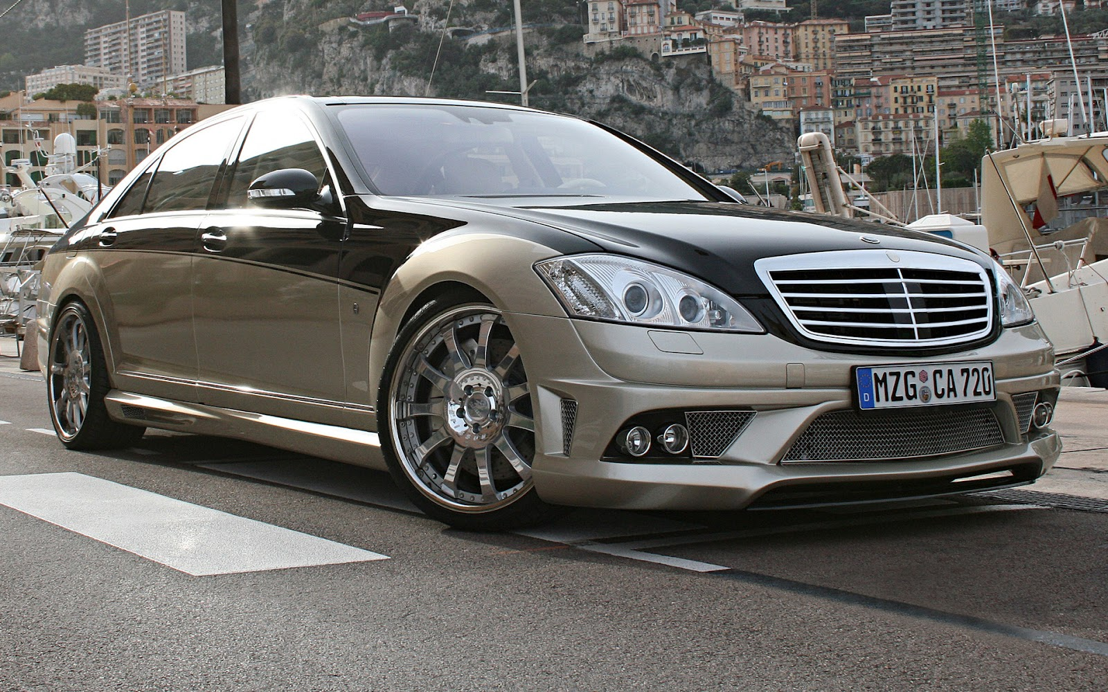 The most expensive car in the world male models picture for Most expensive mercedes benz model