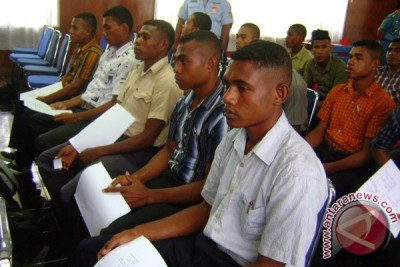 TNI Menyiapkan Kuota 29 Calon Perwira Bagi Putra Papua