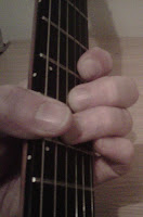 C11 Blues guitar chord