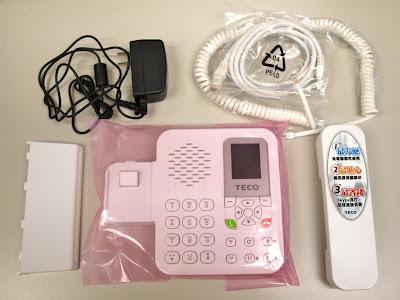 東元 TECO 免電腦 Skype 電話