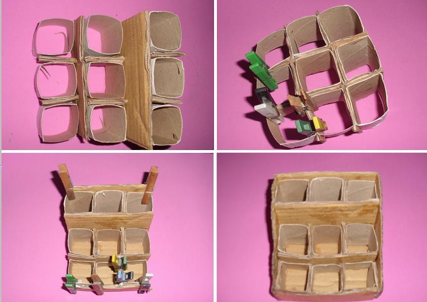15 ideas para reciclar reutilizar pinzas para la ropa - Reciclar ropa manualidades ...