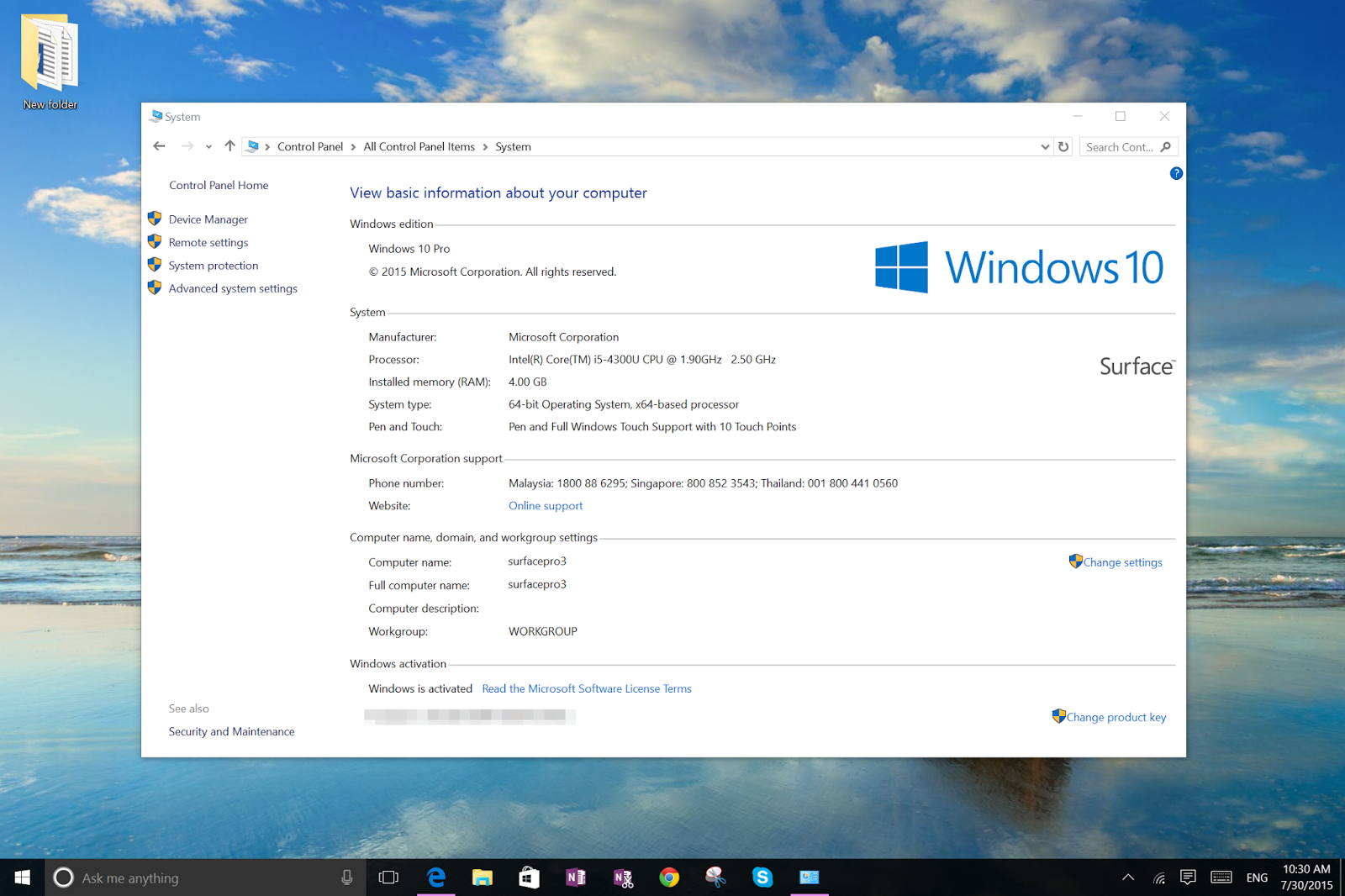 windows-10-surface-pro-3-system