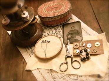 linen, cotton & thread ~