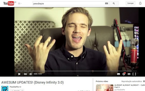 Primeiros conteúdos exclusivos do YouTube estreiam em 10 de fevereiro