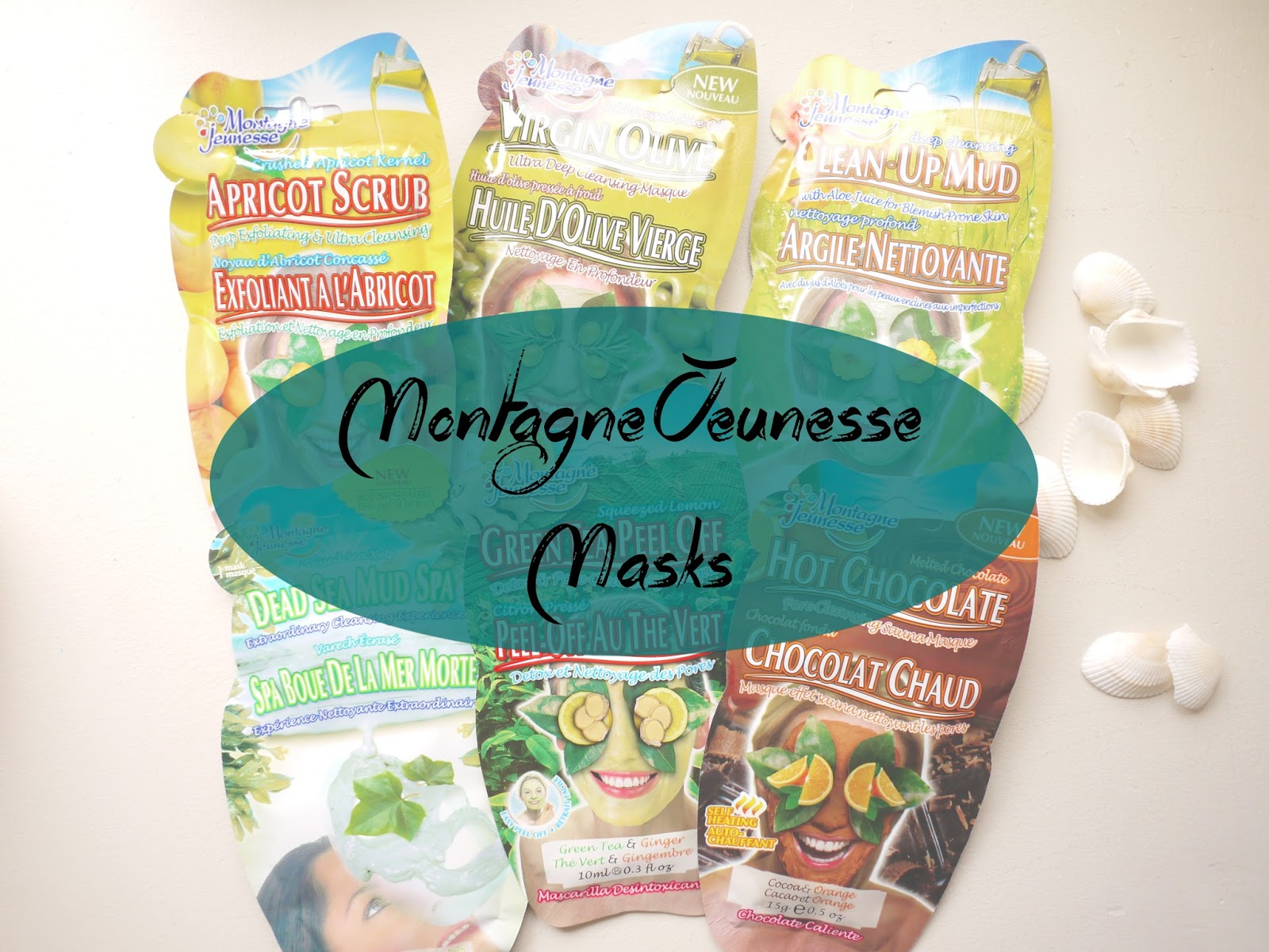 Montagne Jeunesse Masks Roundup review