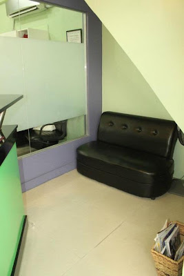 Chic Smile Dental Clinic waiting area