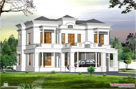 4 bedroom home