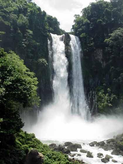 welcome sa `pinas: Maria Cristina Falls