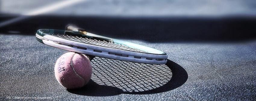 Photo de couverture facebook tennis