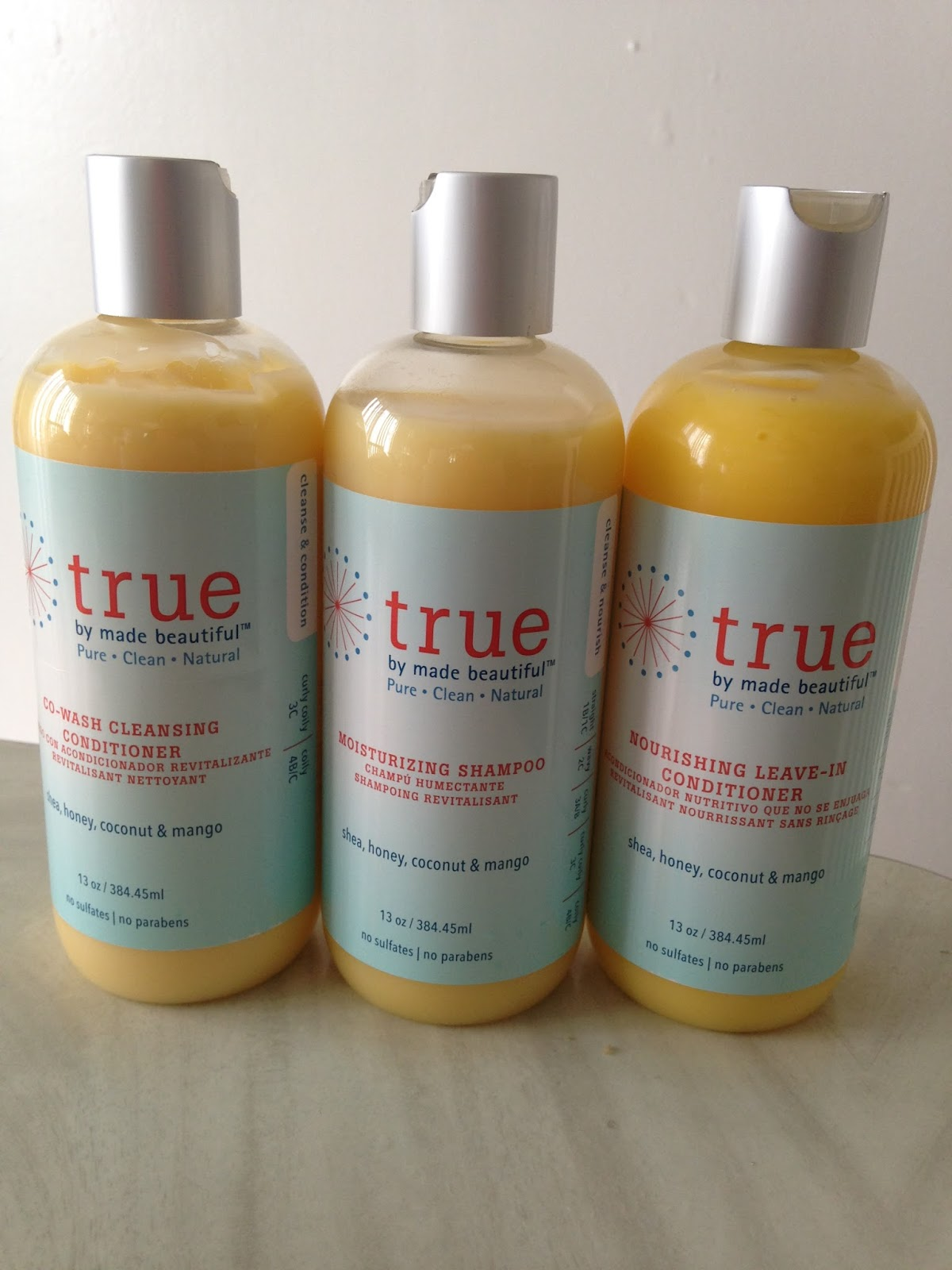 B C Natural Hair Leave In Conditioner