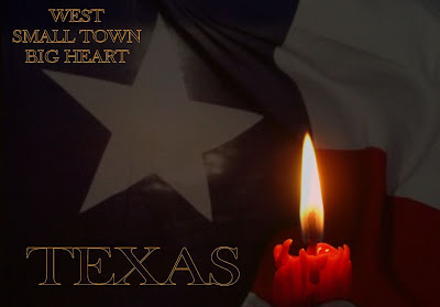 Thoughts and hearts go out to Texas