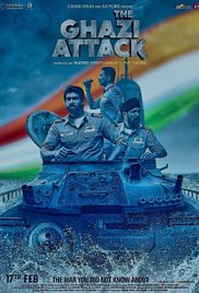Watch The Ghazi Attack Online Free 2017 Putlocker