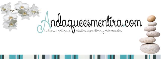 Vinilos Decorativos Andaqueesmentira.com