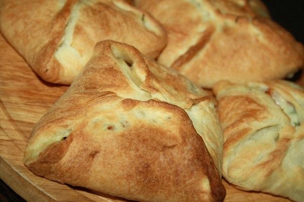 Блюда из картошке и печени