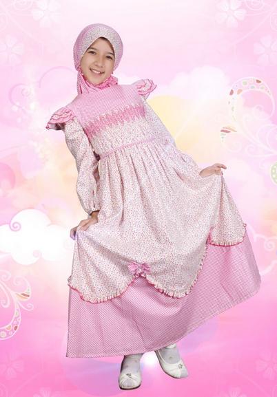 Model Baju Muslim Lebaran Terbaru 2015 Terlengkap Berita