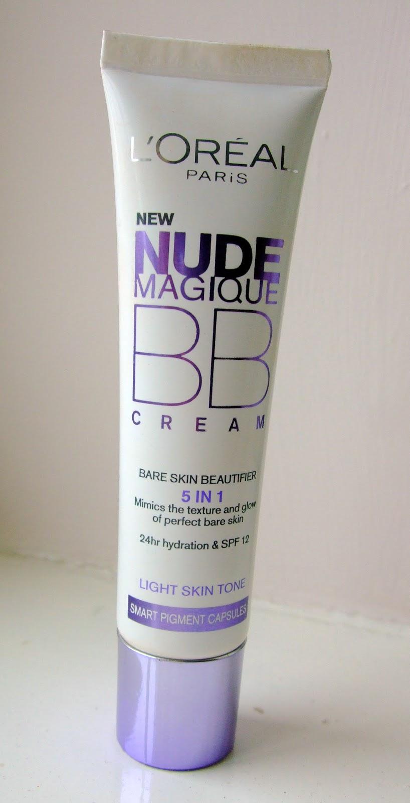 Jade-Emma: L'Oreal Nude Magique BB Cream