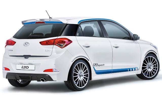 Hyundai i20 Sport 2016