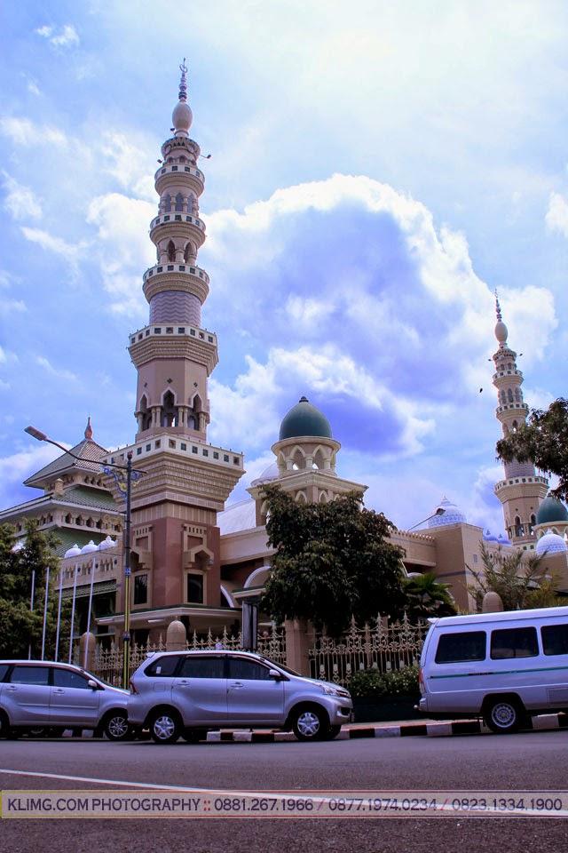 Mesjid Agung Purbalingga - Masjid Agung Daarussalam, Purbalingga - Jumat, 25 April 2014