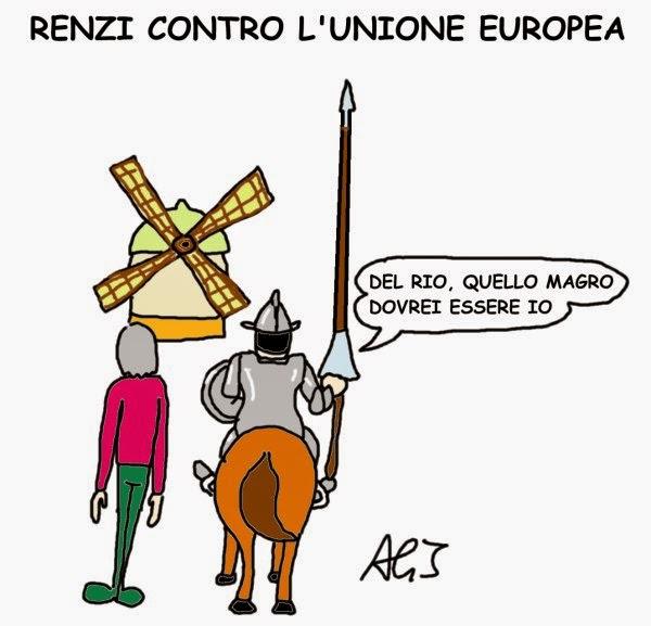 Renzi, UE, legge stabilità
