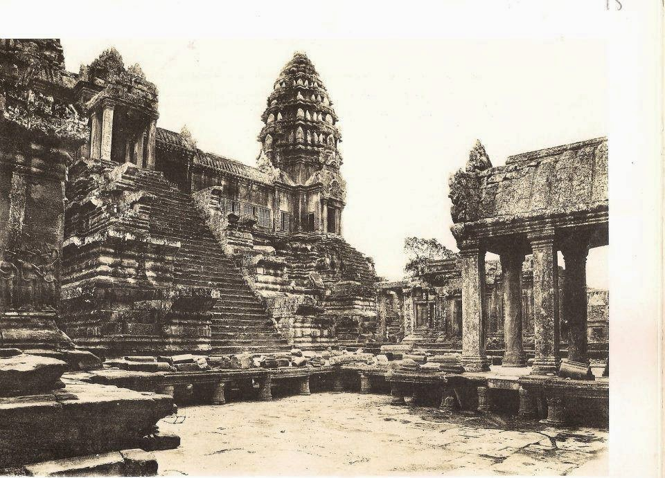 Angkor Wat Temple of Cambodia