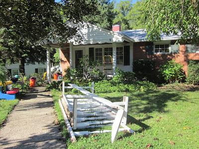 Porch Rennovation