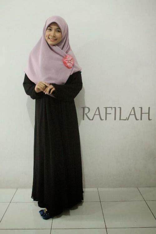 Desain Hijab Syar'i Anak Muda Tetap gaya