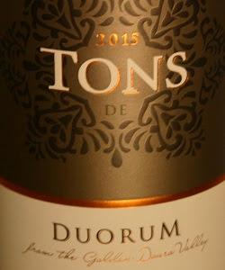 Notre vin de la semaine est un très bon rouge portugais du Douro